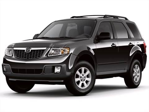 2010 Mazda Tribute i Sport Utility 4D  photo