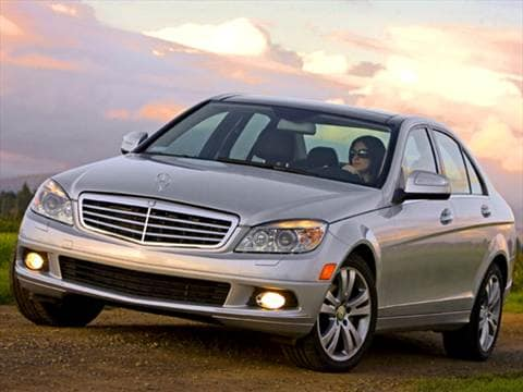 2010 mercedes benz c class pricing ratings reviews. Black Bedroom Furniture Sets. Home Design Ideas