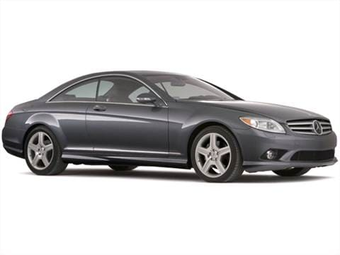 2010 Mercedes-Benz CL-Class CL550 4MATIC Coupe 2D  photo