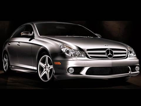 2010 Mercedes-Benz CLS-Class CLS550 Coupe 4D  photo