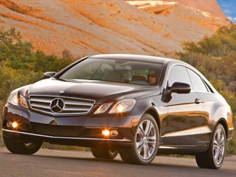 2010 Mercedes-Benz E-Class E350 Coupe 2D  photo