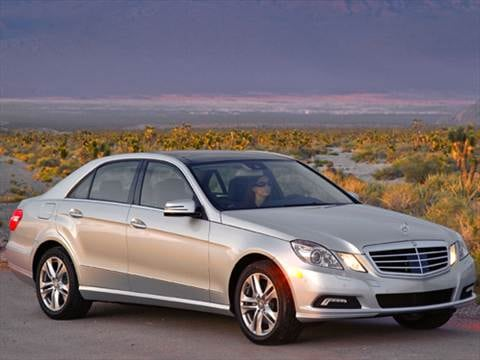 2010 Mercedes-Benz E-Class E350 Sedan 4D  photo