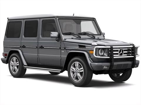2010 Mercedes-Benz G-Class G550 Sport Utility 4D  photo