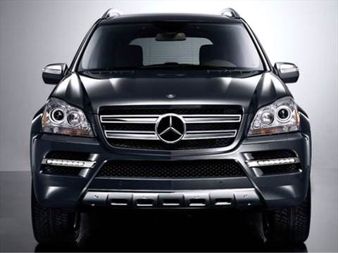 2010 Mercedes-Benz GL-Class GL350 BLUETEC Sport Utility 4D  photo
