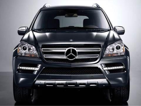 2010 Mercedes Benz Gl Cl