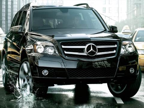 2010 Mercedes-Benz GLK-Class GLK350 Sport Utility 4D  photo