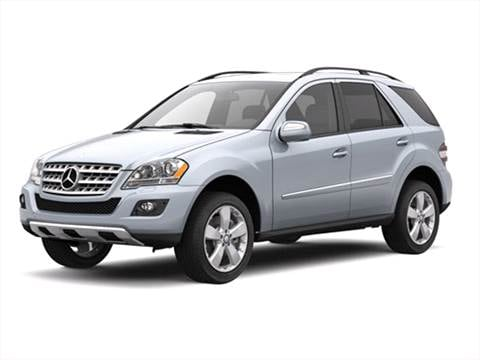 2010 Mercedes-Benz M-Class ML350 4MATIC Sport Utility 4D  photo