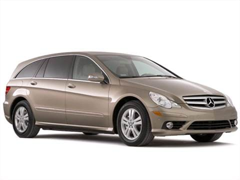 2010 Mercedes-Benz R-Class R350 4MATIC Sport Wagon 4D  photo