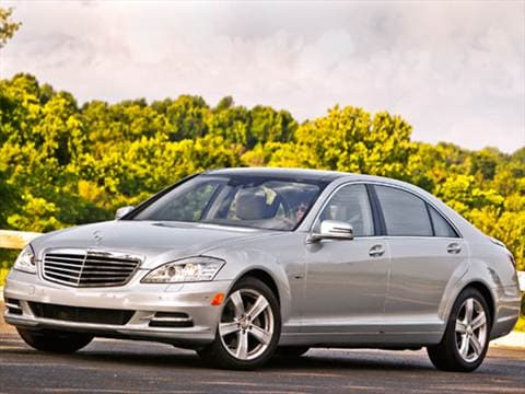 2010 Mercedes-Benz S-Class S 400 Hybrid Sedan 4D  photo
