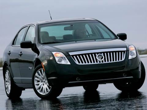 2010 Mercury Milan Pricing Ratings Amp Reviews Kelley