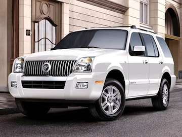2010 mercury mountaineer pricing ratings reviews. Black Bedroom Furniture Sets. Home Design Ideas