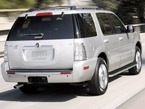 2010 mercury mountaineer premier sport utility 4d pictures and videos kelley blue book. Black Bedroom Furniture Sets. Home Design Ideas