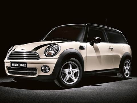 2010 Mini Clubman Pricing Ratings Reviews Kelley Blue Book