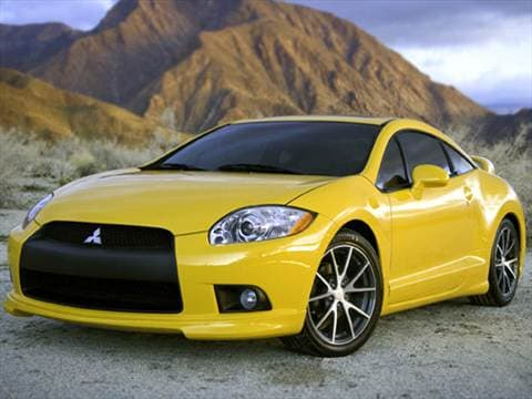 2010 Mitsubishi Eclipse Pricing Ratings Reviews Kelley Blue Book