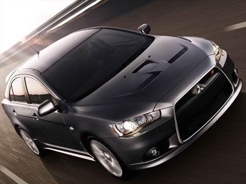 2010 Mitsubishi Lancer GTS Sportback Hatchback 4D  photo