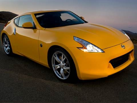 2010 Nissan 370Z Coupe 2D  photo