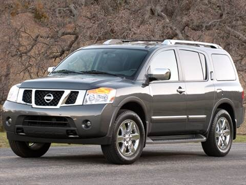 2010 Nissan Armada Pricing Ratings Amp Reviews Kelley