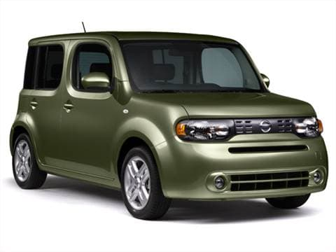 2010 Nissan cube Wagon 4D  photo
