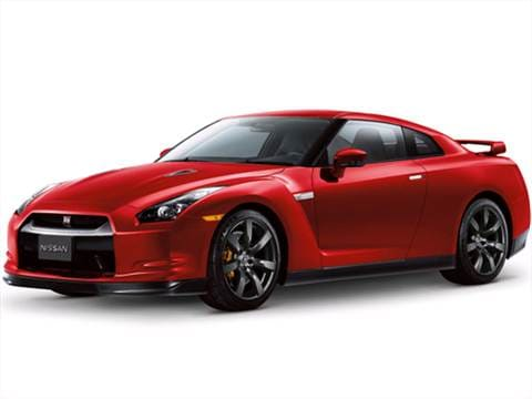 2010 Nissan GT-R Coupe 2D  photo