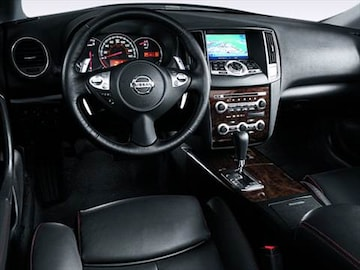 2010 nissan maxima pricing ratings reviews kelley. Black Bedroom Furniture Sets. Home Design Ideas