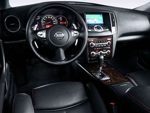 Amazing 2010 Nissan Maxima Interior ...