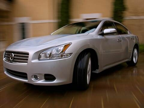 2010 Nissan Maxima Pricing Ratings Reviews Kelley Blue Book