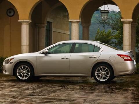 ... 2010 Nissan Maxima Exterior ...
