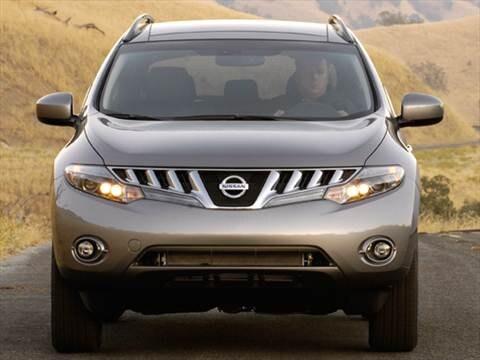 2010 Nissan Murano Pricing Ratings & Reviews