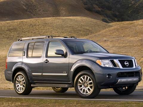 2010 Nissan Pathfinder S FE+ Sport Utility 4D  photo