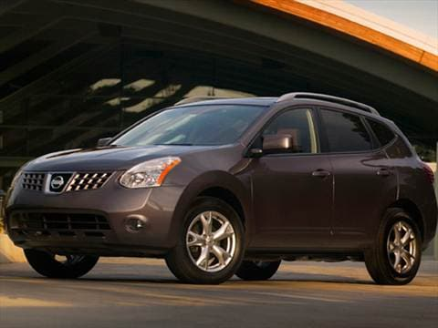 2010 Nissan Rogue S Sport Utility 4D  photo