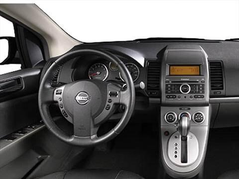 2010 Nissan Sentra Exterior 2010 Nissan Sentra Interior
