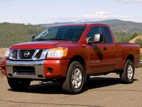 2010 Nissan Titan King Cab SE Pickup 4D 6 1/2 ft  photo