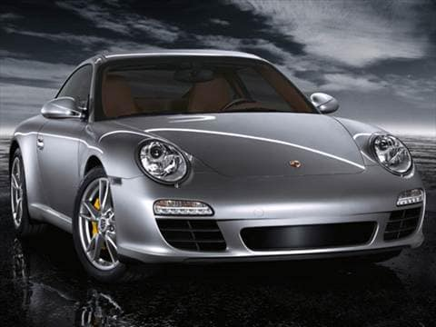 2010 Porsche 911 Carrera Coupe 2D  photo