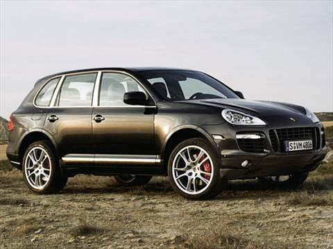 2010 Porsche Cayenne Turbo Sport Utility 4D  photo
