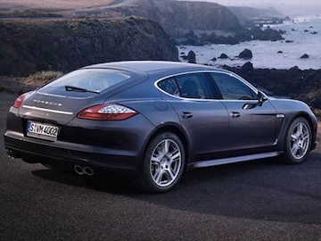 2010 porsche panamera pricing ratings reviews. Black Bedroom Furniture Sets. Home Design Ideas