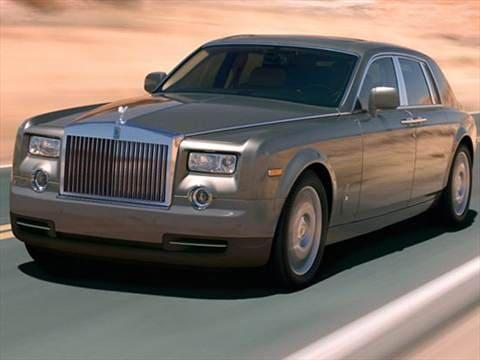 2010 Rolls Royce Phantom Pricing Ratings Reviews Kelley Blue Book