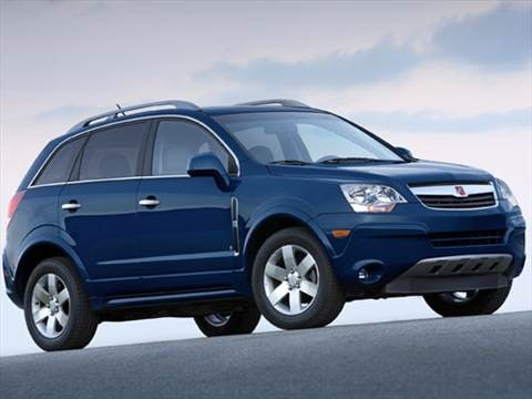 Saturn Vue Pricing Ratings Reviews Kelley Blue Book