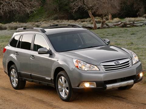 2010 Subaru Outback | Pricing, Ratings