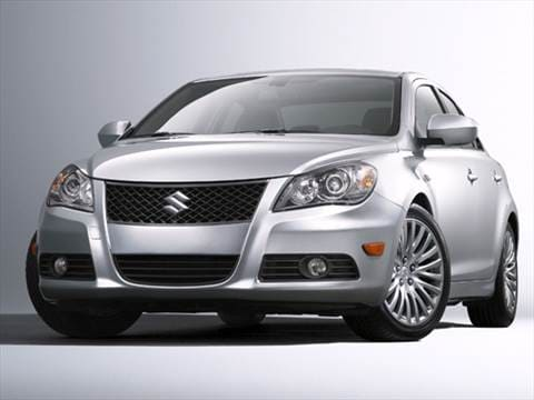 Used Suzuki Kizashi For Sale