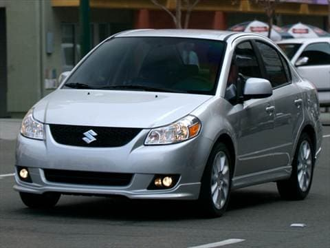 2010 Suzuki Sx4 Pricing Ratings Reviews Kelley Blue Book