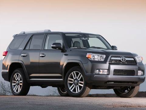 2010 Toyota 4Runner SR5 Sport Utility 4D  photo