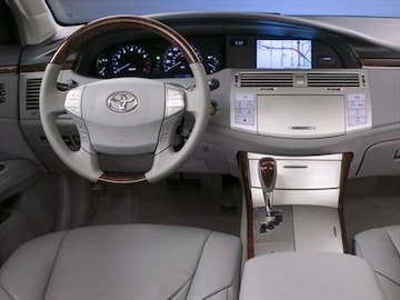 2010 toyota avalon Interior