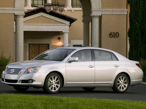 2010 Toyota Avalon XL Sedan 4D  photo