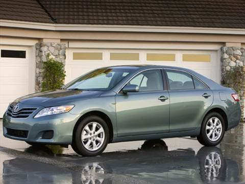 2010 Toyota Camry Sedan 4D  photo