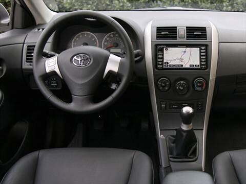 ... 2010 Toyota Corolla Interior