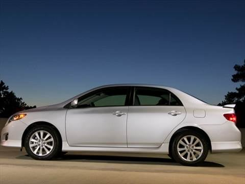 2010 Toyota Corolla Pricing Ratings Reviews Kelley Blue Book