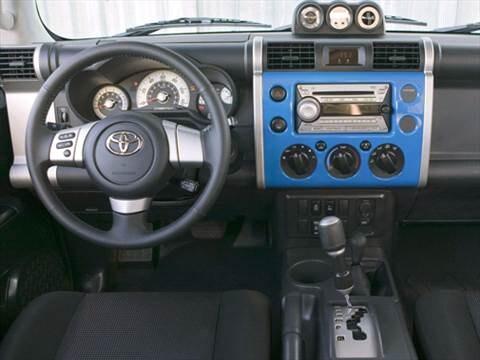 Awesome ... 2010 Toyota Fj Cruiser Interior