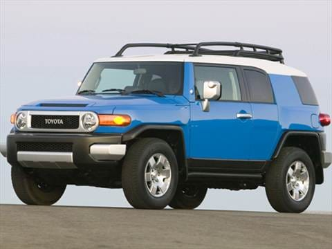 2010 Toyota FJ Cruiser Sport Utility 2D  photo