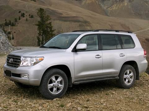 2010 Toyota Land Cruiser Sport Utility 4D  photo