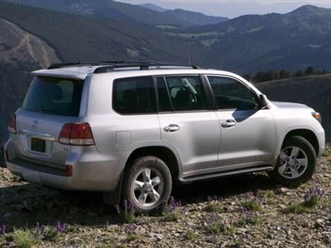 ... 2010 Toyota Land Cruiser Exterior